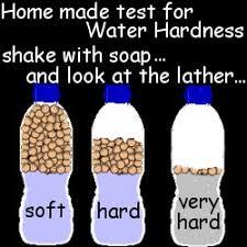 hard water test