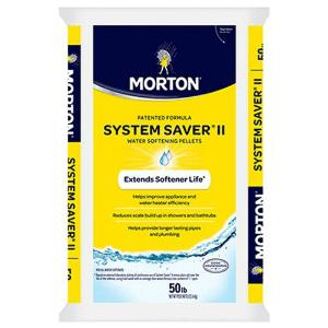 water softeners, sodium chloride