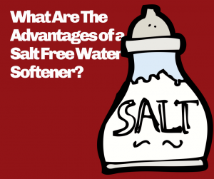 salt free water softeners